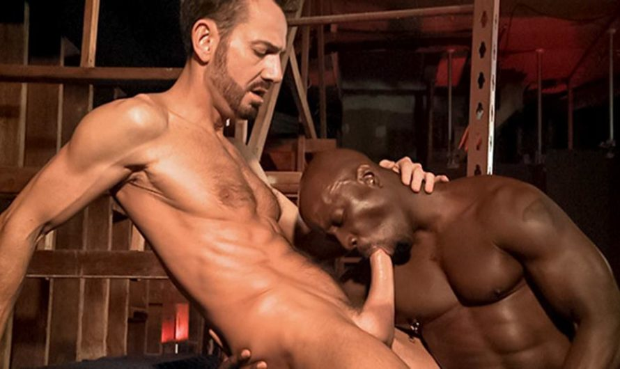 DaddySexFiles – Cock Lovers Sensual Slurping – Bryan Sater, Jay Black