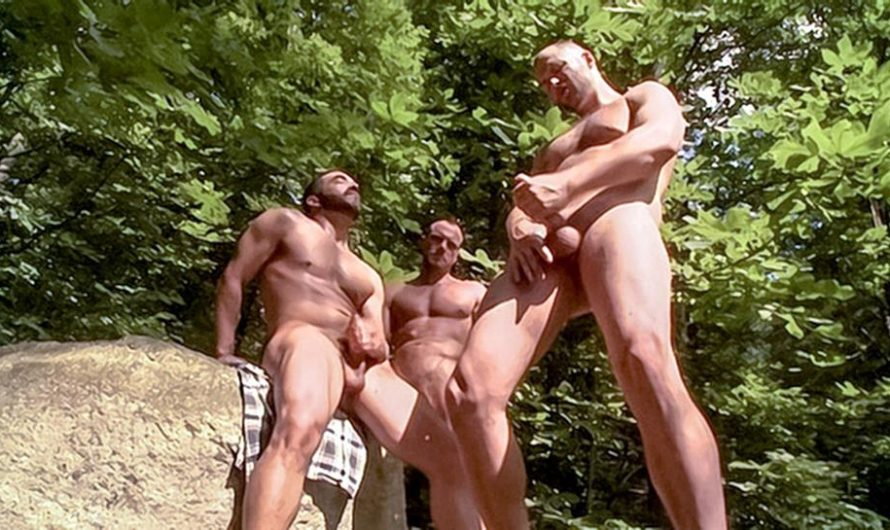 DaddySexFiles – Searching For Cock In The Woods – Mike Dreyden, Chad Brock, David Chase