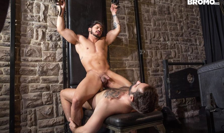 Bromo – Punishing Pietro – Pietro Duarte, Dani Robles