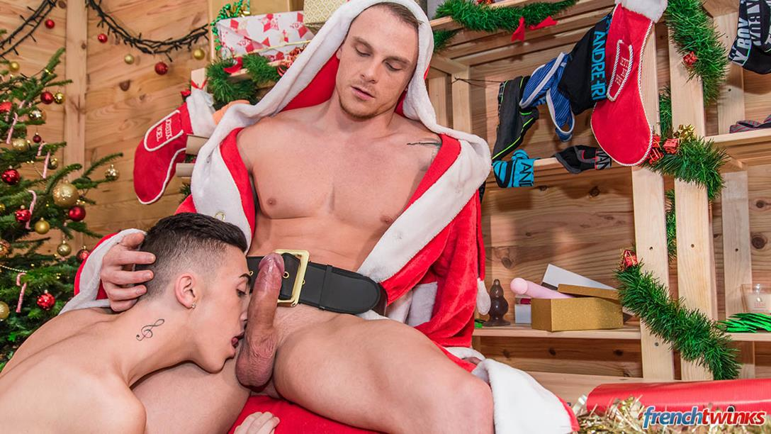 FrenchTwinks - A Well Deserved Break - Chris Loan, Ryan Marchal FrenchTwinks