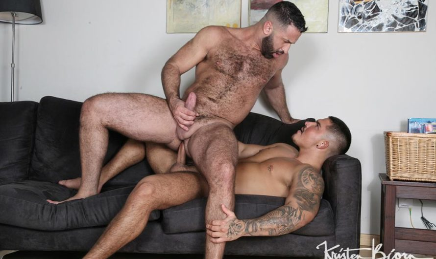 KristenBjorn – No Holes Barred: Lex Anders, Apolo Fire