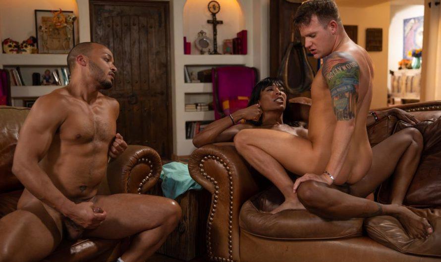 TransSensual – My TS Stepsister 3 Scene 4 – Natassia Dreams, Brandon Wilde, Dillon Diaz