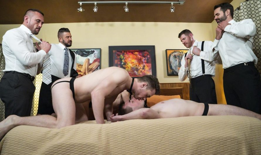 MenAtPlay – Boy For Sale – European Cabal