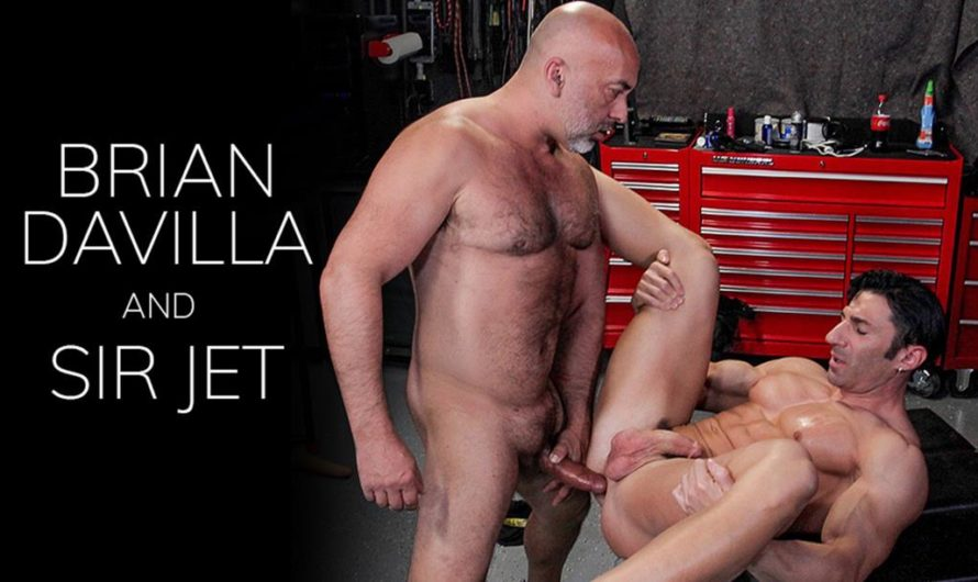BarebackThatHole – The Meeting Point – Brian Davilla, Sir Jet