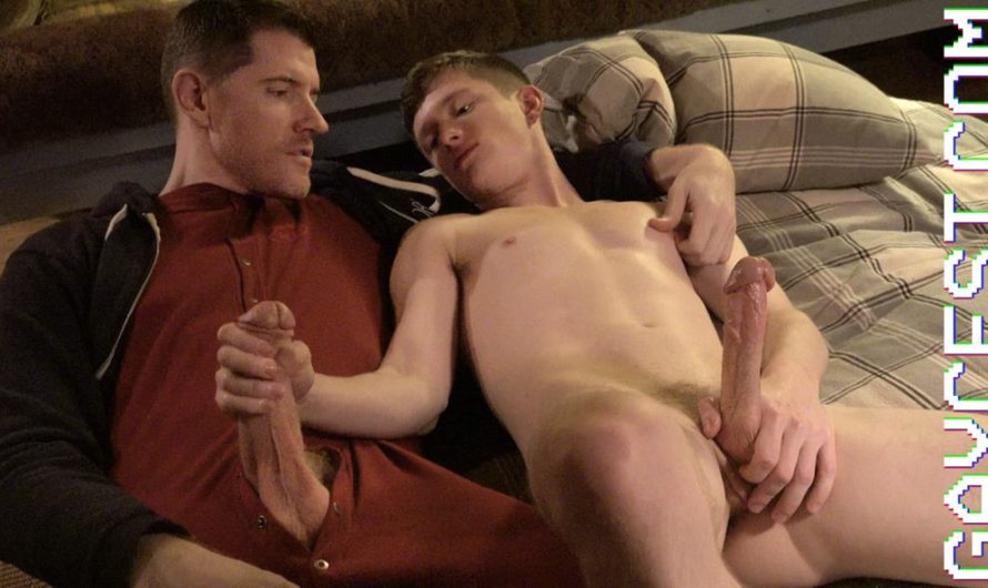 GayCest – Mr. Wolf & His Boy Luke – Father Son Retreat – Jonathan F Maze, Legrand Wolf
