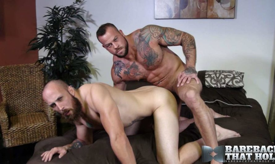 BarebackThatHole – Dustin Steele, Sean Duran