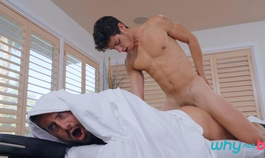 WhyNotBi – Let's Talk About Ass 2 – Kaleb Stryker, Wesley Woods, Daizy Cooper