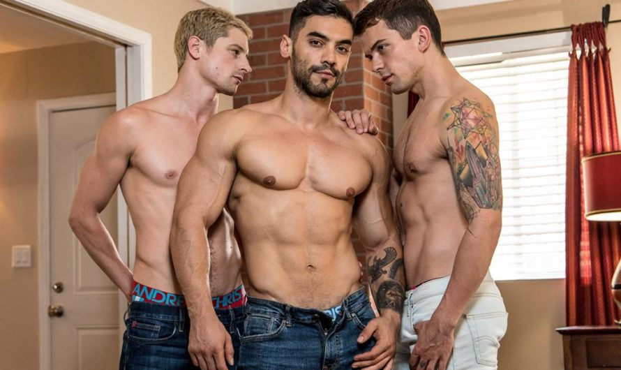 IconMale – Love Thy Neighbor – Dakota Payne, Arad Win Win, Taylor Reign