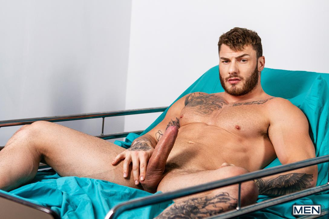 MEN.com - The Cock Nurse - William Seed, Kaleb Stryker MEN.com
