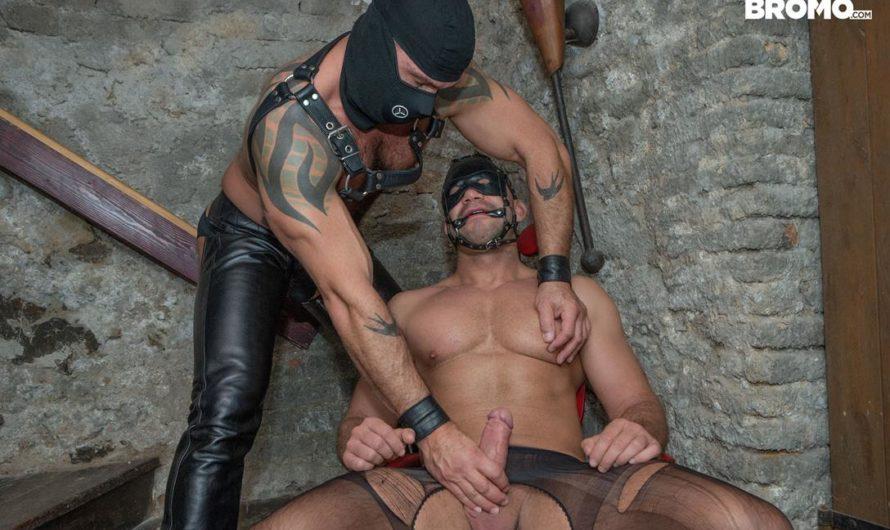 Bromo – Sexy Muscle Sub – Bruno Turbo, Dee