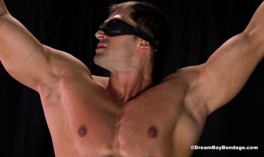 DreamBoyBondage – Beautiful Bodybuilder Stefano