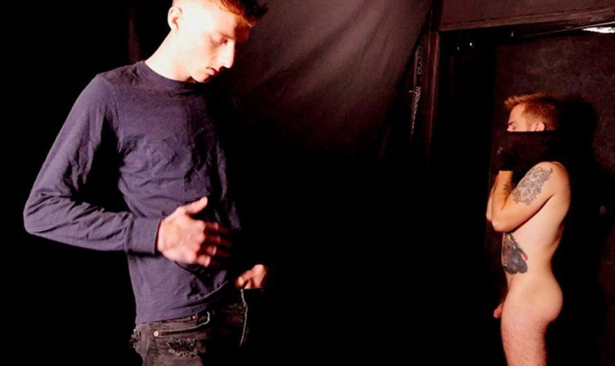 BoyGusher – Mystery Visitor Fucks Richie West