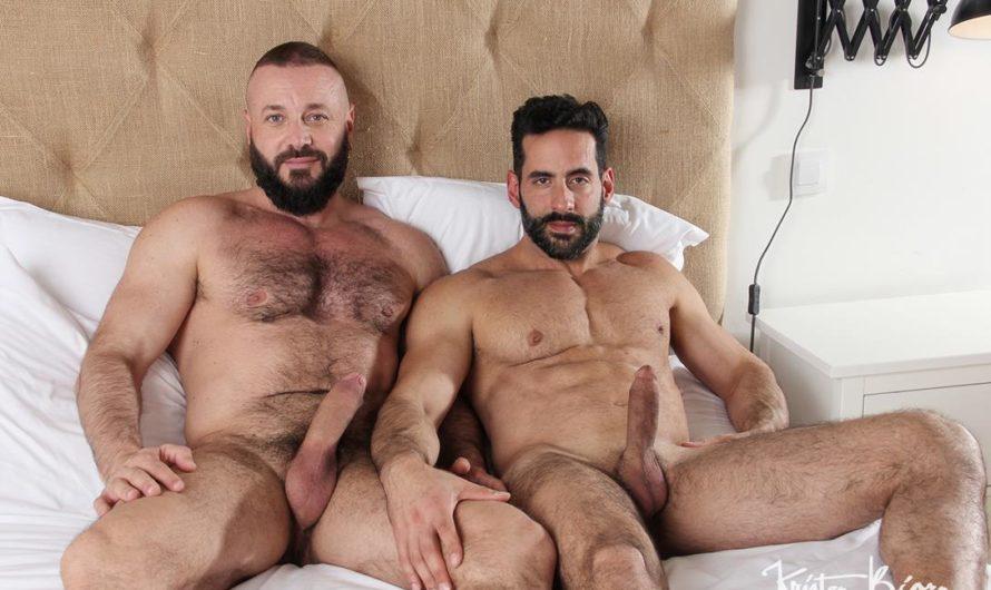 KristenBjorn – Casting Couch #425: Massimo Arad, Mario Roma
