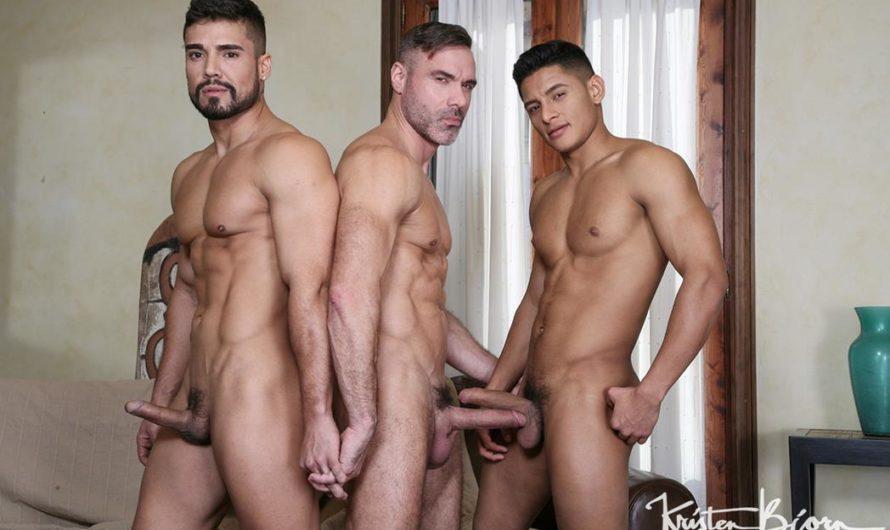 KristenBjorn – 3 Amigos: Manuel Skye, Dann Grey, Santiago Rodriguez