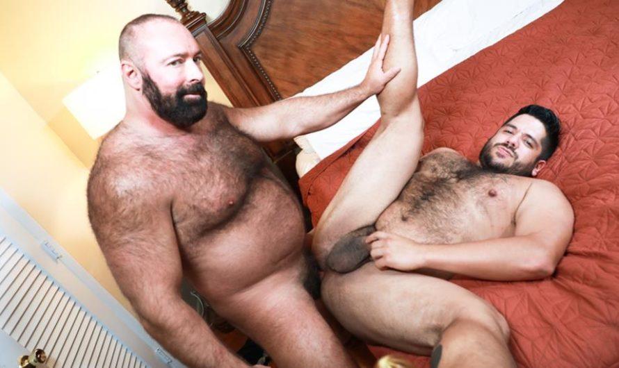 BearBack – Fan Fuck – Brad Kalvo, Lanz Adams