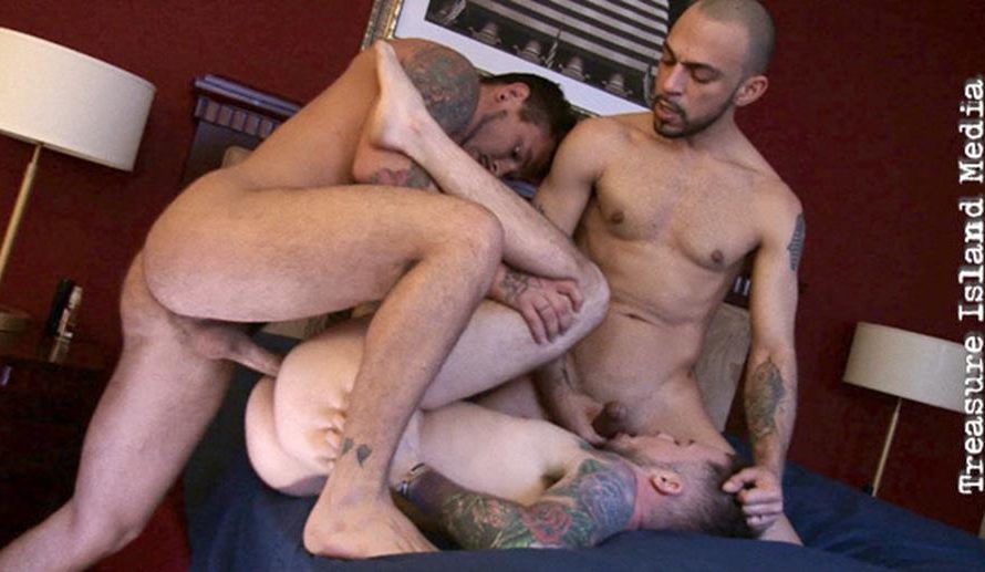 TimFuck – BUSSY – Connor Atlas, Billy Blanco, Seth Knight