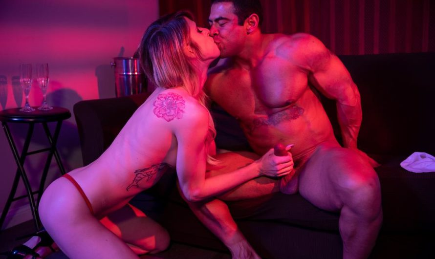 TransSensual – Some TS Like It Hot Scene 2 – Casey Kisses, Draven Navarro