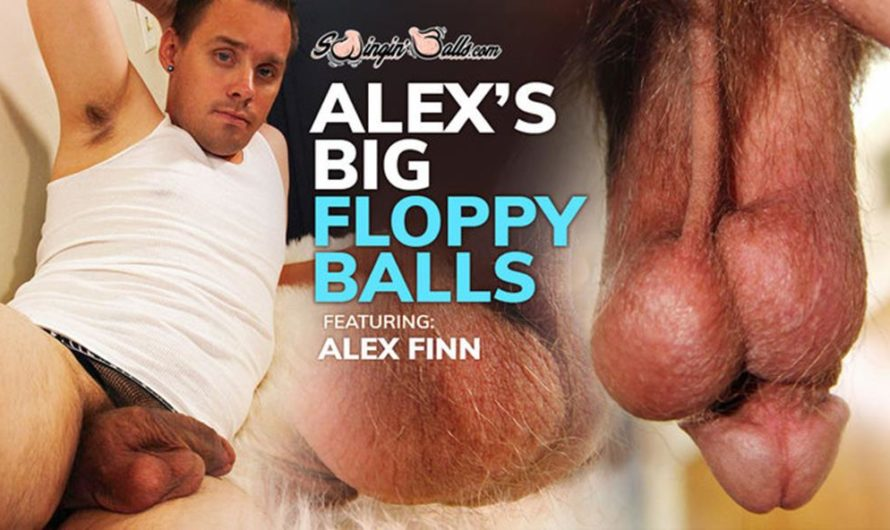 SwinginBalls – Alex's Big Floppy Balls – Alex Finn