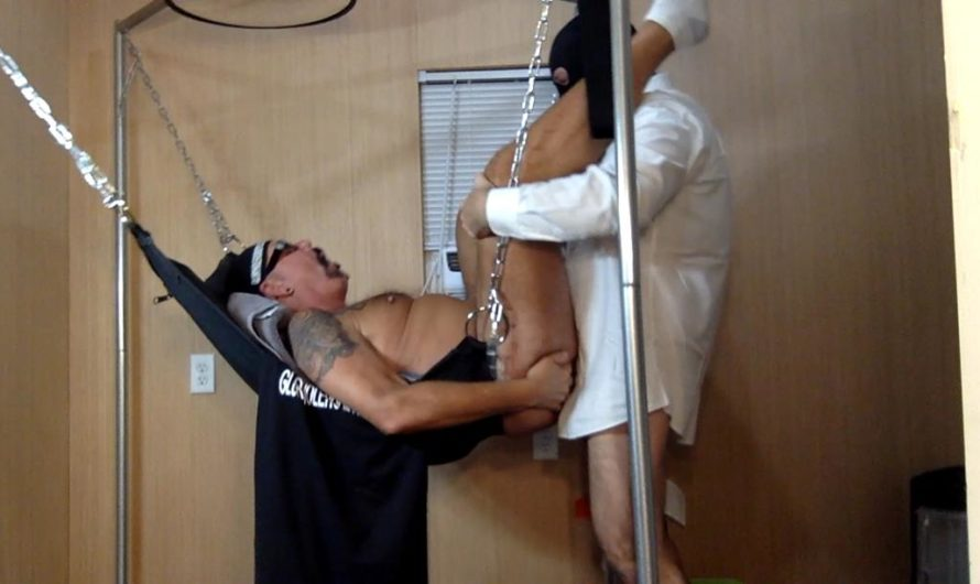 GloryHoleHookups – Business Man Wants Both My Holes