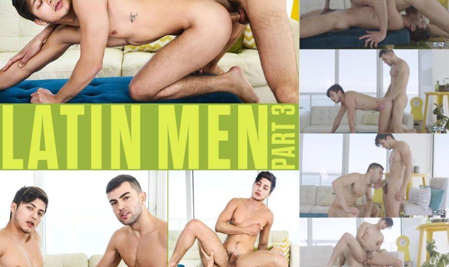 MEN.com – Latin Men Part 3 – Angel Rivera, Alexander Muller