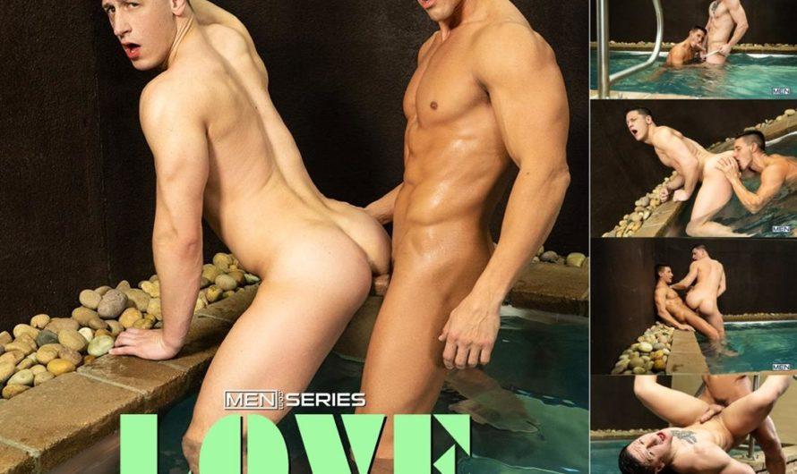 MEN.com – Love Tub Part 1 – Jax Thirio, Dalton Riley