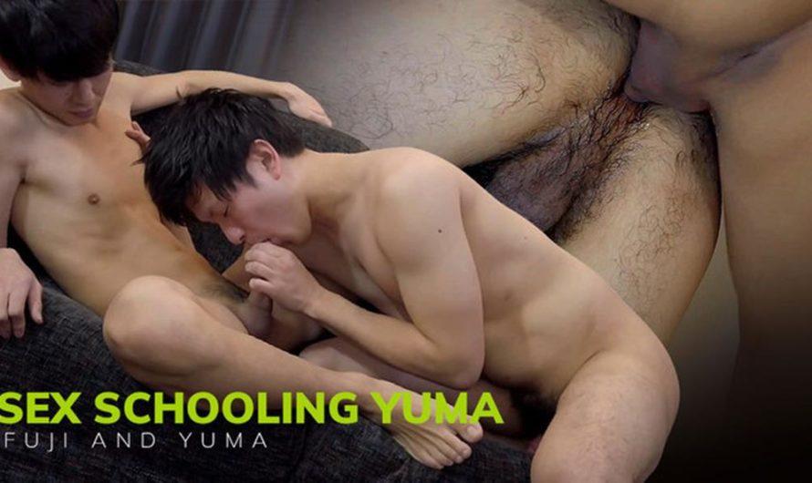 JapanBoyz – Sex Schooling Yuma