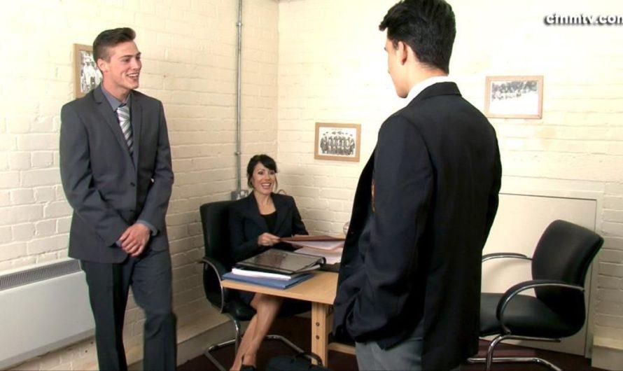 CFNMTV – The New Teacher Takes Over