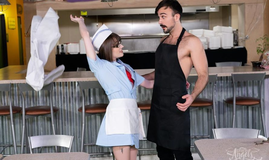 TransAngels – Big Tip For The Waitress – Claire Tenebrarum, Mason Lear