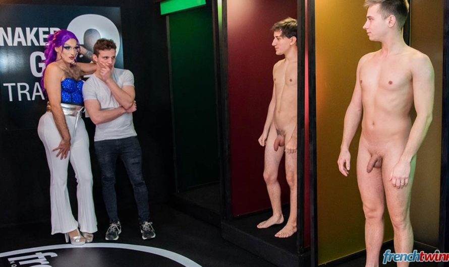FrenchTwinks – Naked GayTraction Robin
