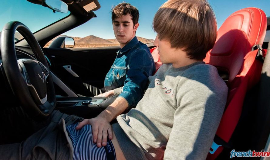 FrenchTwinks – Californian Drift Part 1 – Paul Delay, Justin Leroy
