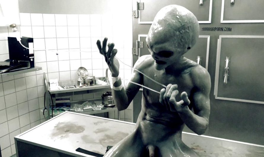 GayHorrorPorn – UFO from Roswell (Gay Edition)