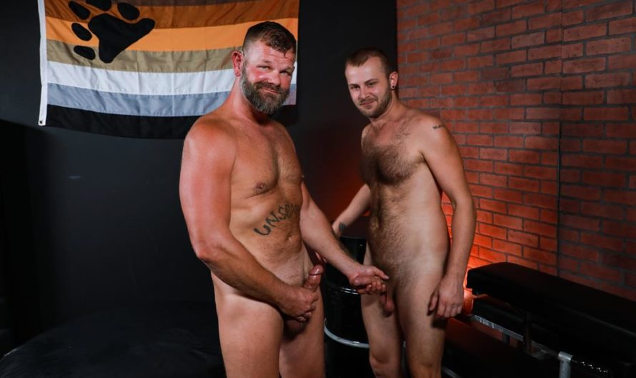 BearBack – Otter Fuck – Chandler Scott, Bubba Dip