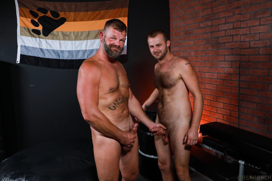 BearBack - Otter Fuck - Chandler Scott, Bubba Dip BearBack