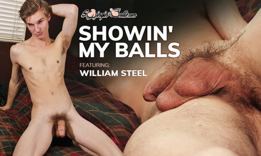 SwinginBalls – Showin' My Balls – William Steele