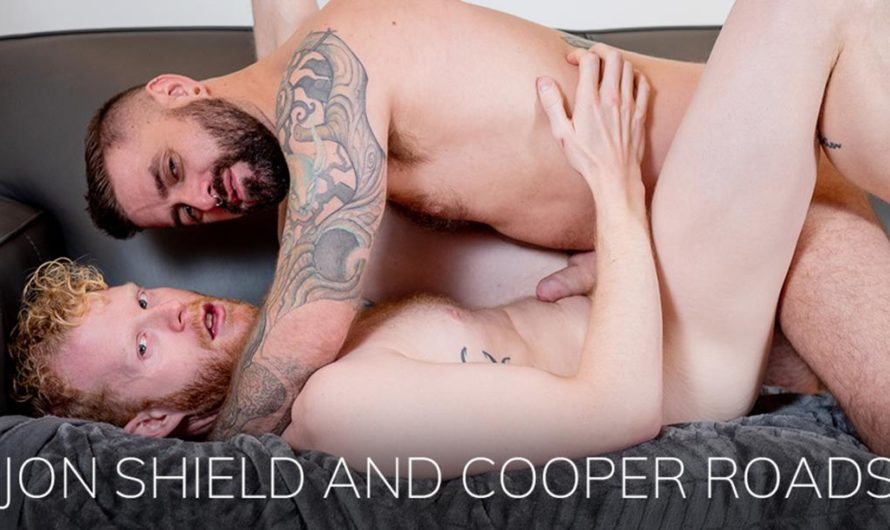 BarebackThatHole – Sleepover – Jon Shield, Cooper Roads