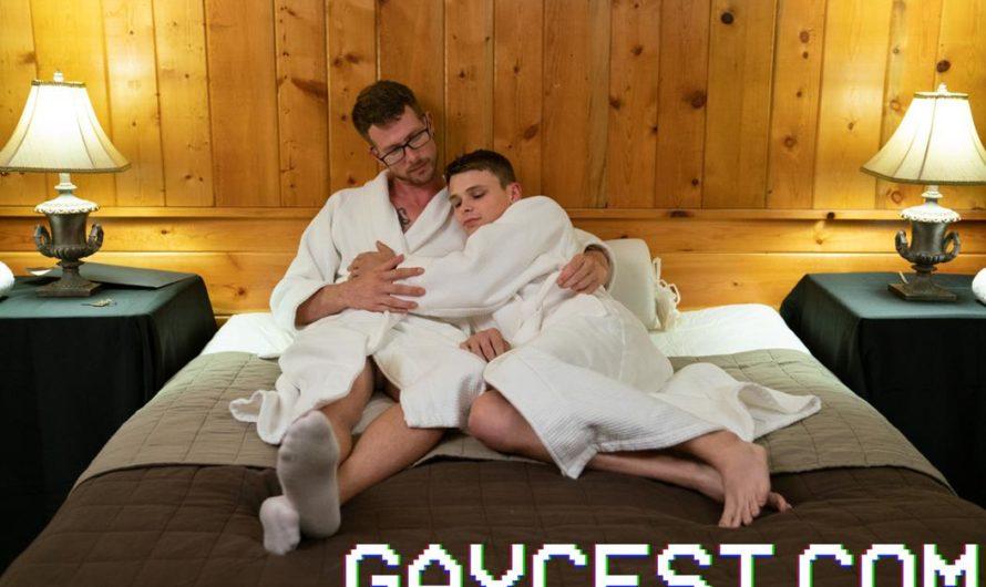 GayCest – Welcome to Forbidden Boy Hotel – Austin L Young, Legrand Wolf