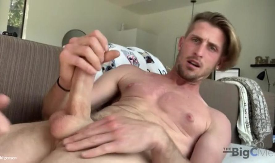 TheBigCMen – Jared Fucks His Daddiez Ass On A Sunny Thursday Afternoon