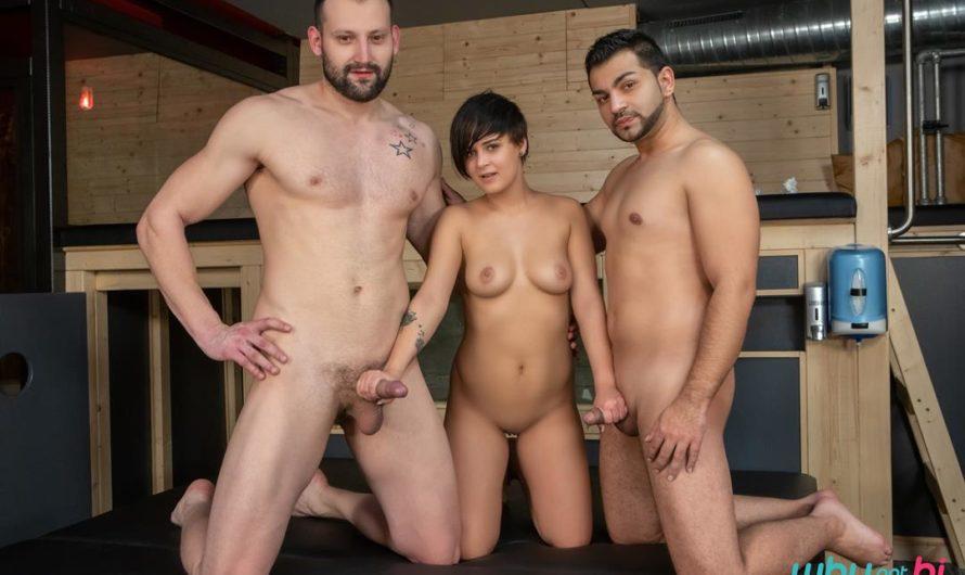 WhyNotBi – Hide And Suck – Aneta, Ray, Pavel Sora