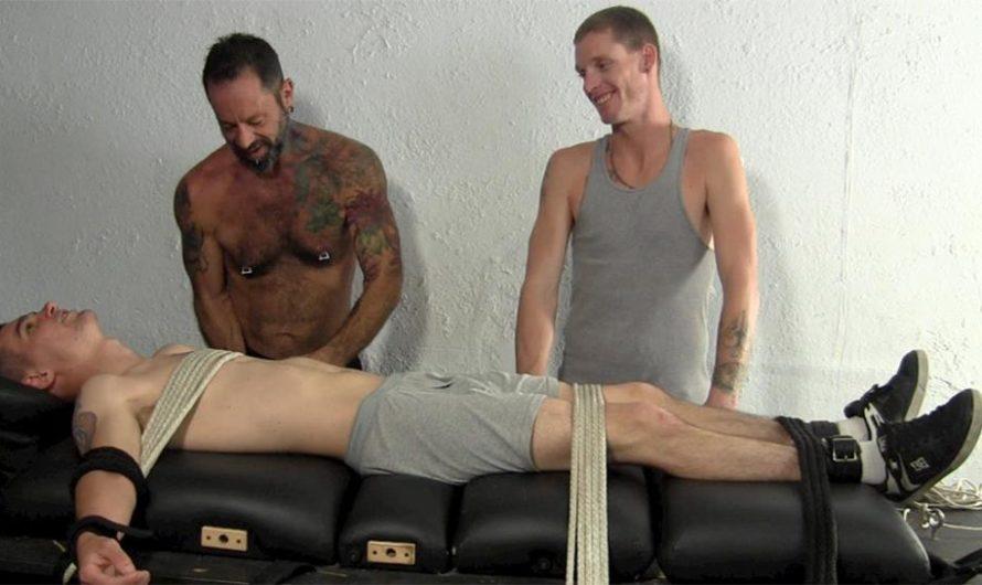 TickledHard – James Cannon Tickle Tortured