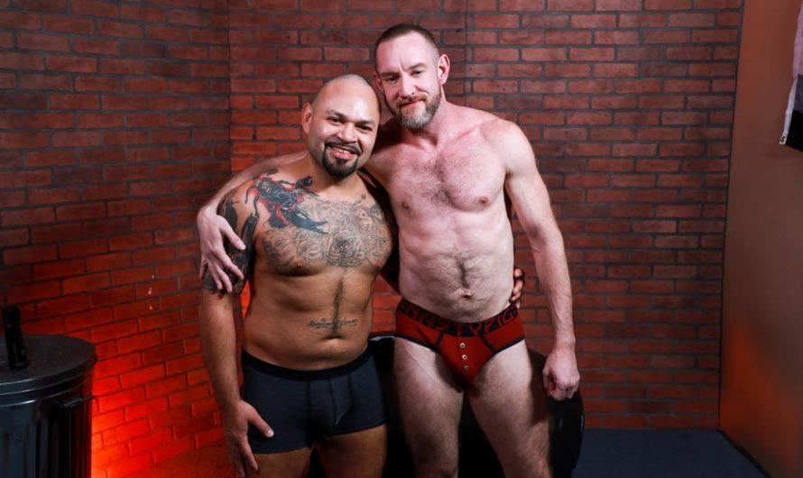 BearBack – Man Made Match – Liam Greer, JD Travis