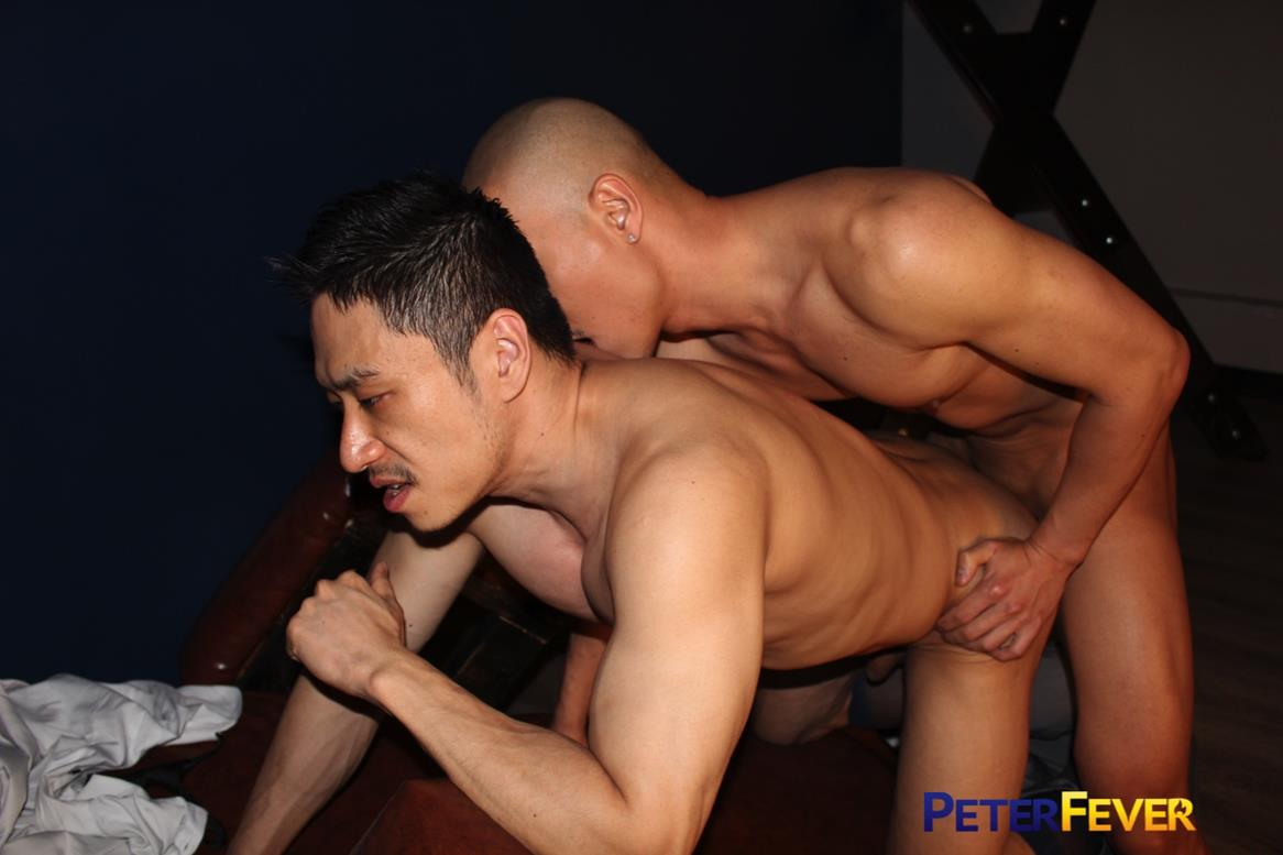 PeterFever - Suit and Tied: Obedience - Duncan Ku, Caged Jock PeterFever
