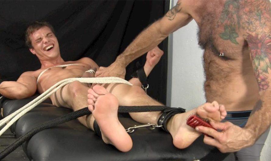 TickledHard – Jeff Tickled