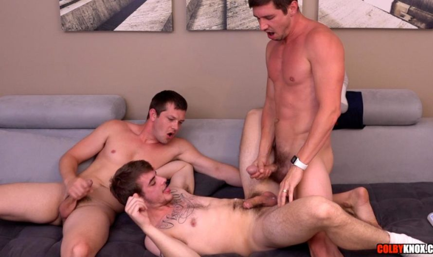 ColbyKnox – Colby Chambers, Mickey Knox, Willy T