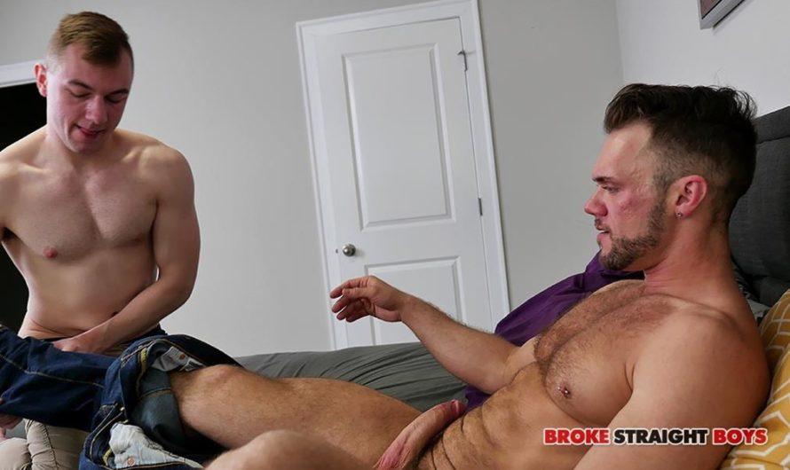BrokeStraightBoys – Blake Ellis, Blaze Austin
