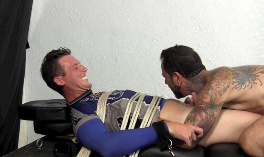 TickledHard – James' Tickle Torture
