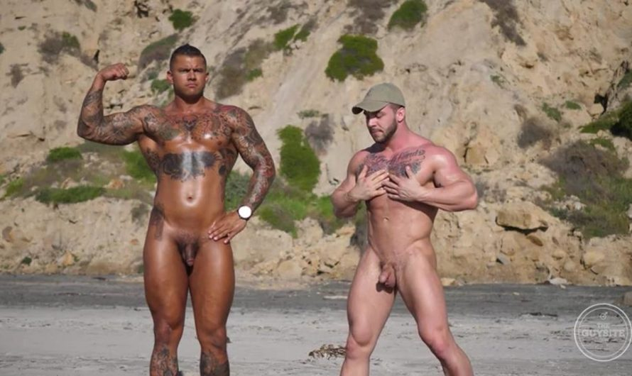 TheGuySite – Muscle Men Nude Beach