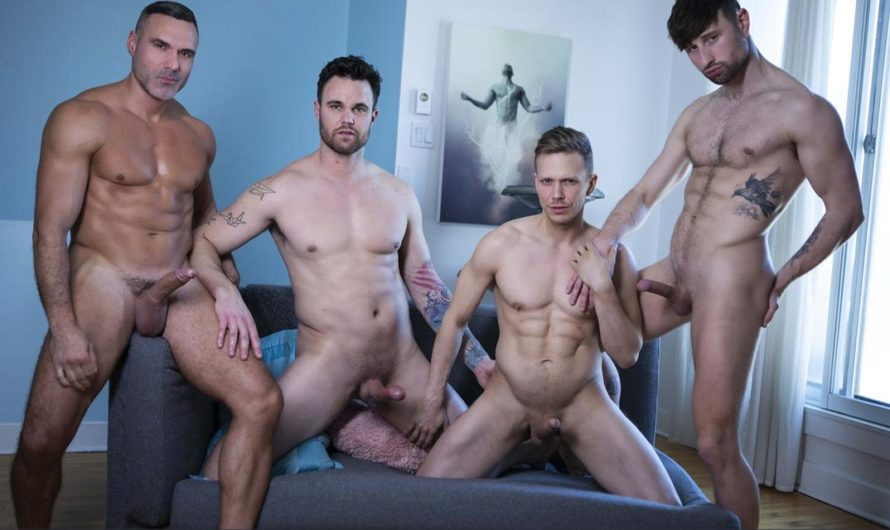 Masqulin – The April Fool – Beau Bridge, Drew Dixon, Ethan Chase, Manuel Skye