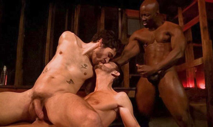 DaddySexFiles – Triple Cock Riding Hunks – Bryan Slater, Jay Black, Dale Cooper