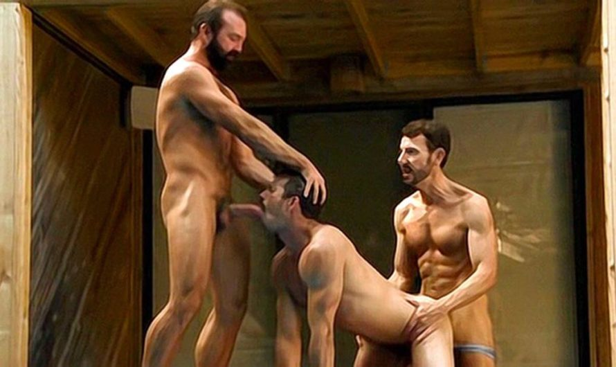 DaddySexFiles – Cock Whore Cum Drenched – Kyle King, Dirk Caber, Bryan Slater