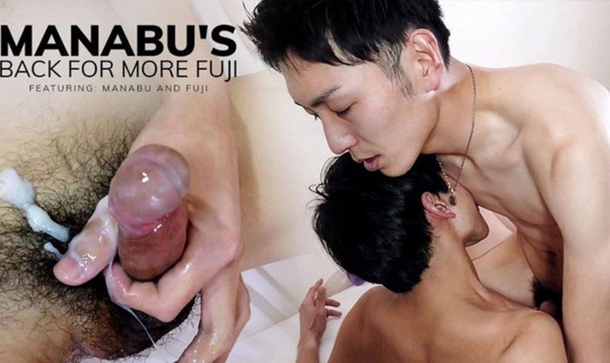 JapanBoyz – Manabu's Back for More Fuji